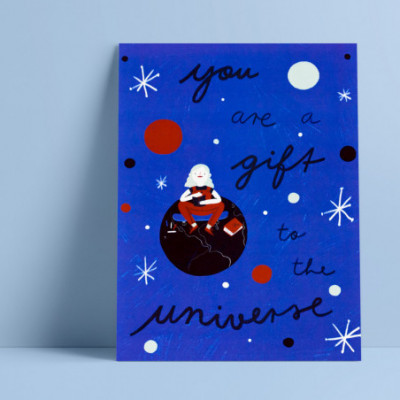 You Are A Gift Print